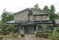 一関市 松本様邸の塗装工事